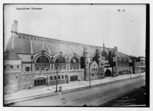 The Chicago Coliseum - Photo from e-five.HubPages.com