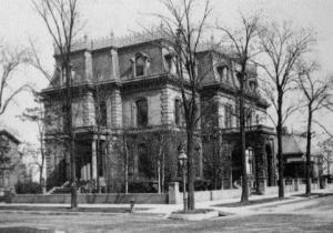 Residence of George Pullman - Photo from History.Furman.edu