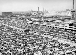 Union Stock Yards - Photo from Wikipedia.org