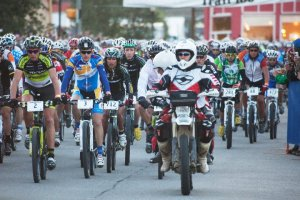 Start of the 2010 LT100