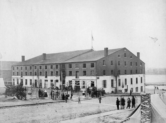 Libby Prison, Richmond, VA - Photo from Wikipedia