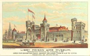 Libby Prison War Museum, Chicago, Illinois - Photo from ChicagoHistory.org